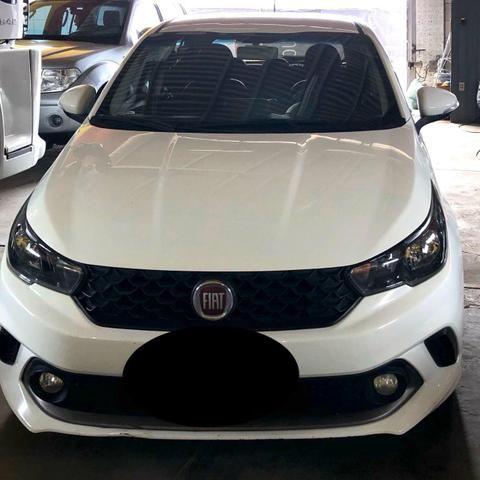 Fiat argo drive GSR 1.3 completo + couro