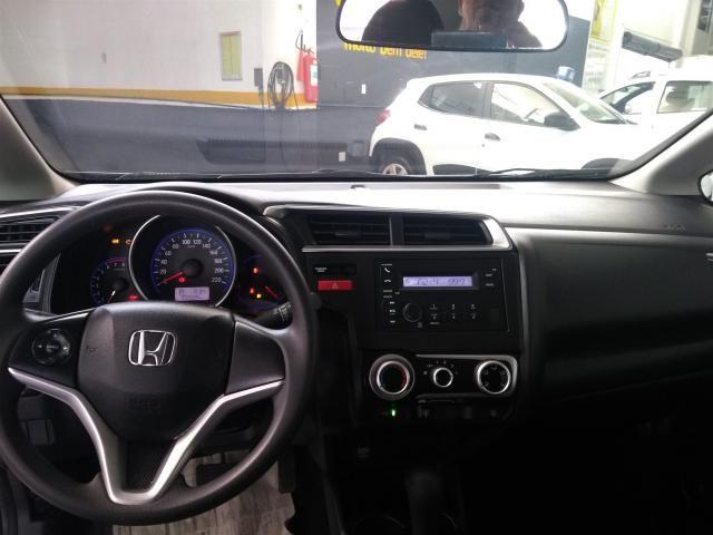 HONDA FIT 2016/2016 1.5 LX 16V FLEX 4P AUTOMÁTICO - Foto 7