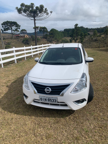 Nissan Versa 2017/18 Impecável KM 18,000 - Foto 6