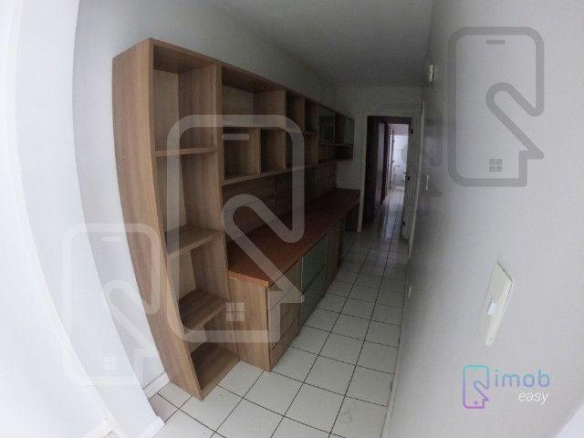 Condomínio Maria da Fé, 127m², 3 quartos sendo 1 suíte, semi-mobiliado - Foto 6