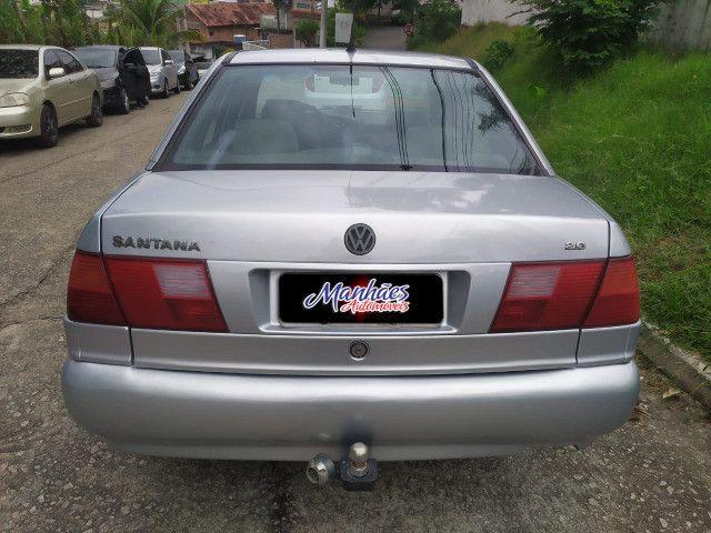Carro santana 2003 completo financiamos sem entrada (valor real) - Foto 2