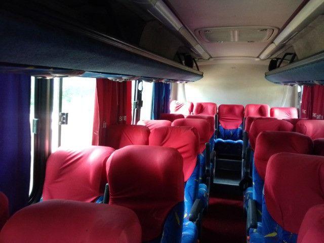 Micro ônibus rodoviário executivo Comil Piá - Foto 13