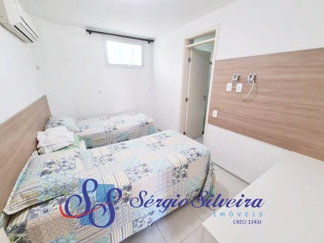 Apartamento no Paraíso das Dunas no Porto das Dunas com 3 suítes - Foto 5