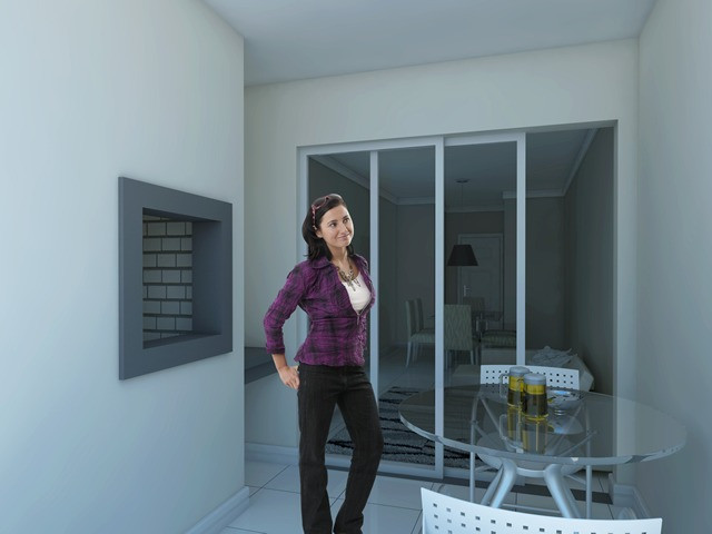 Apartamento no Centro de Lages - Foto 6