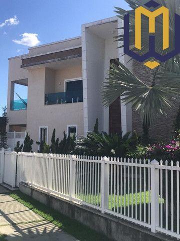 Casa de luxo de esquina em condomínio fechado - Maracanaú/CE - Foto 2