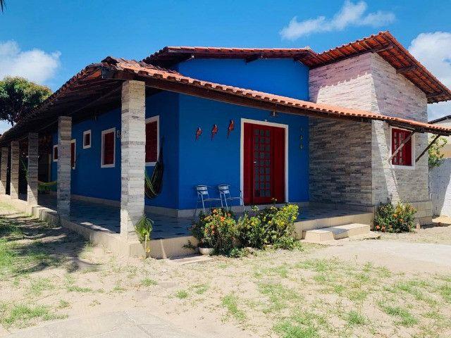 Excelente e ampla casa muito bem mobiliada na praia de Serrambi!