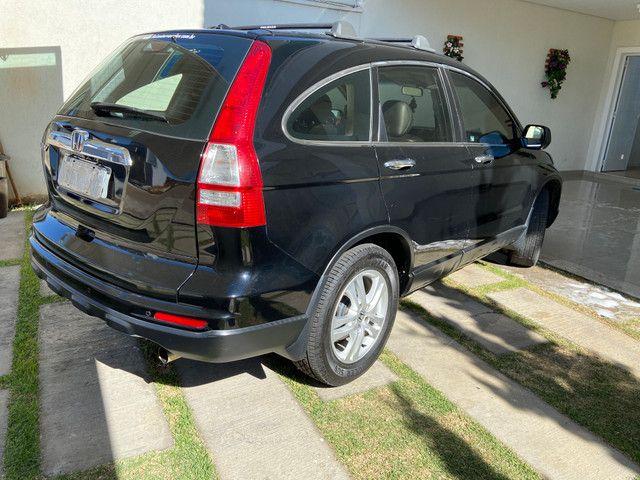Oportunidade:Vendo ou troco CR-V ELX automática 2011 - Foto 4