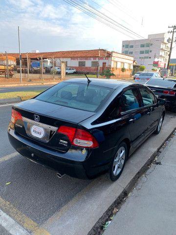 Honda Civic 2008 LXS 1.8 Flex AUTOMÁTICO - Foto 5