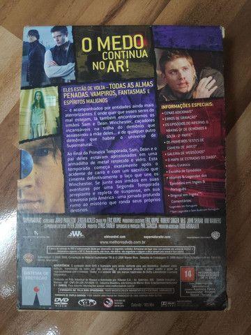 Supernatural - Segunda temporada completa - Foto 2
