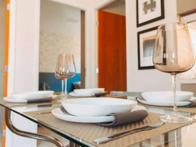 Residencial Alto Maravilha IX - 45 a 47m² - 2 quartos - Luziânia - GO - Foto 2