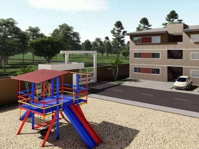 Residencial Alto Maravilha IX - 45 a 47m² - 2 quartos - Luziânia - GO - Foto 5