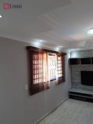 Casa com 3 dormitórios à venda, 220 m² por R$ 405.000 - Conjunto Residencial Mário Dedini  - Foto 5