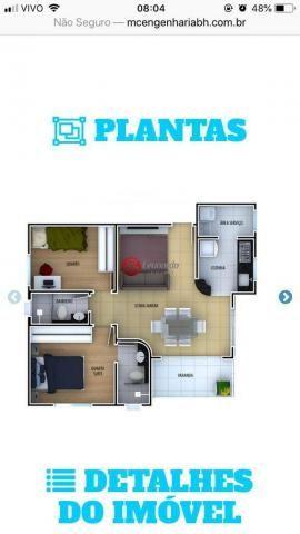 Apartamento tipo 2 Quartos com suíte e 2 Vagas - Foto 13
