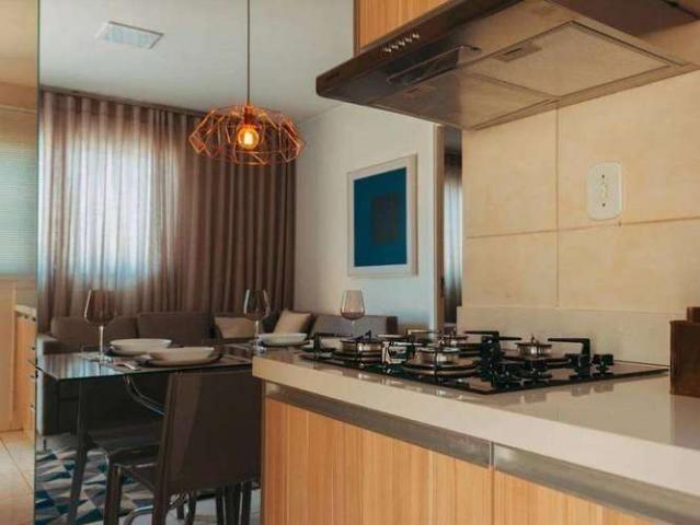 Residencial Alto Maravilha IX - 45 a 47m² - 2 quartos - Luziânia - GO - Foto 12