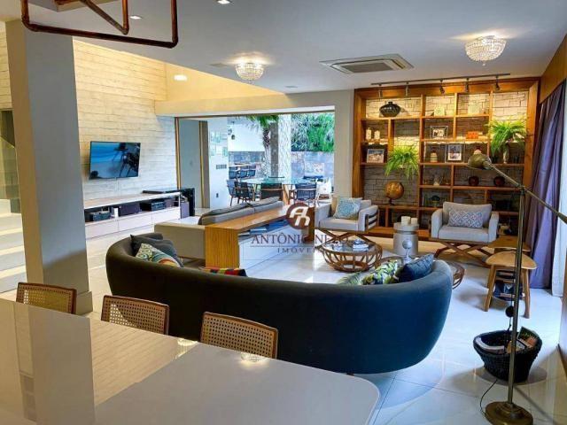 Casa à venda, 406 m² por R$ 3.600.000,00 - Eusébio - Eusébio/CE - Foto 10