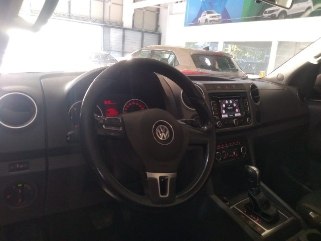 Amarok 2.0 Highline 4X4 CD Diesel automático  - Foto 5