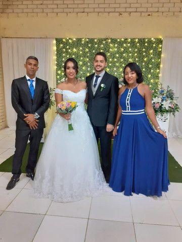 Vestido de Noiva Completo - Foto 4