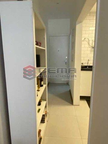 Apartamento à venda com 1 dormitórios em Flamengo, Rio de janeiro cod:LAAP12984 - Foto 13