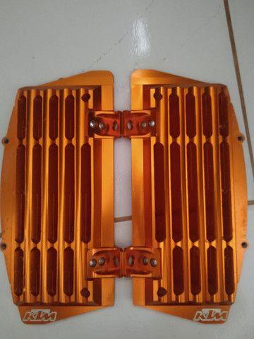 Protetor do radiador da ktm 300 2017 a 19 - Foto 4