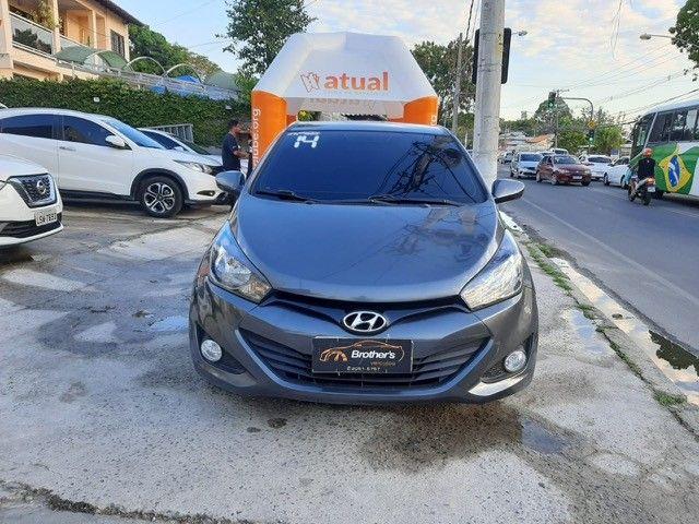 Hyundai HB20S 1.6 Automático C/GNV - 2014 - Foto 4