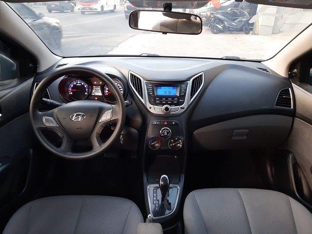 Hyundai HB20S 1.6 Automático C/GNV - 2014 - Foto 13