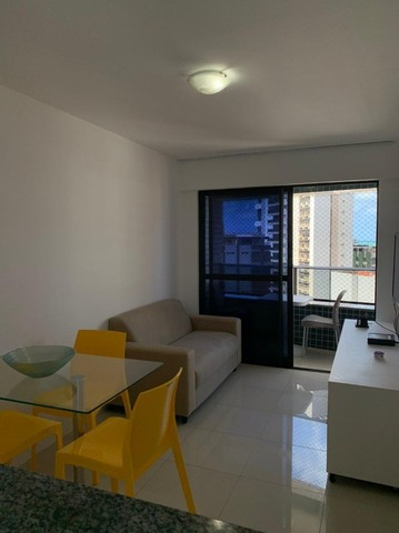 TG Alugo apartamento 2 quartos Mobiliado no Edf Portal da Praia, em Boa Viagem - Foto 7