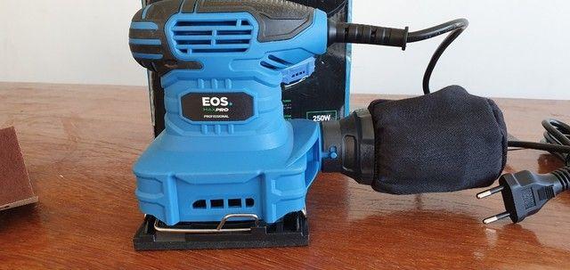 Lixadeira EOS max pro profissional - Foto 3
