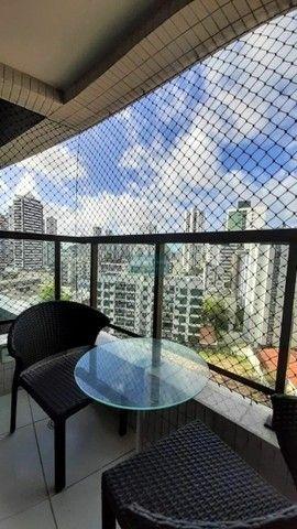 RL Lindo apartamento mobiliado em excelente localização em Boa Viagem - Foto 9