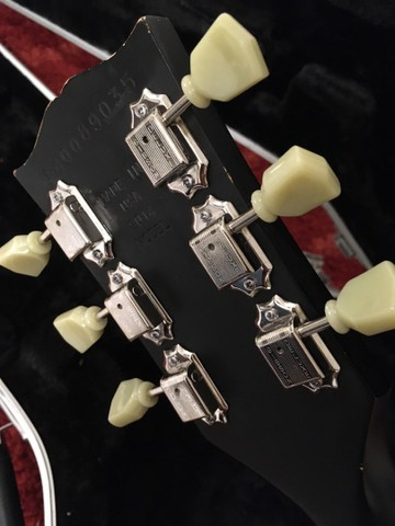 Gibson SGJ USA com Case Warwick. - Foto 3