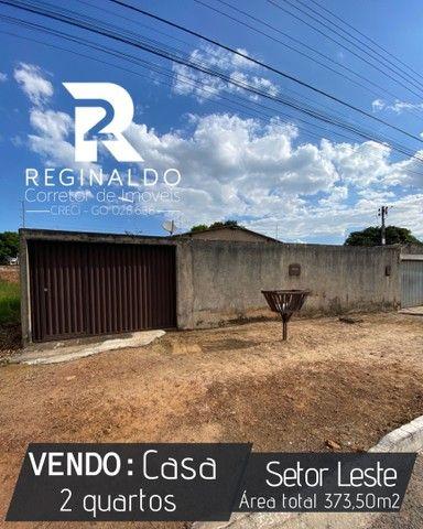 Vendo Casa - 2 Quartos. Setor Leste, Luziania/GO