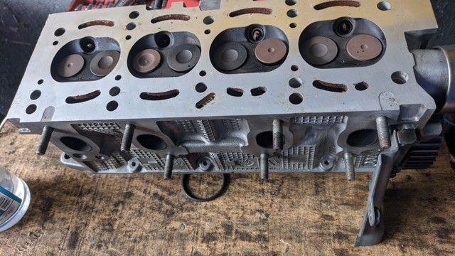 Cabeçote Siena Palio ou Strada 1.4 fire 8 válvula ZAP *
