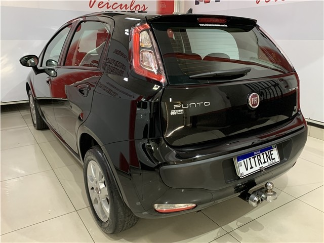 Fiat Punto 2015 1.4 attractive 8v flex 4p manual - Foto 7