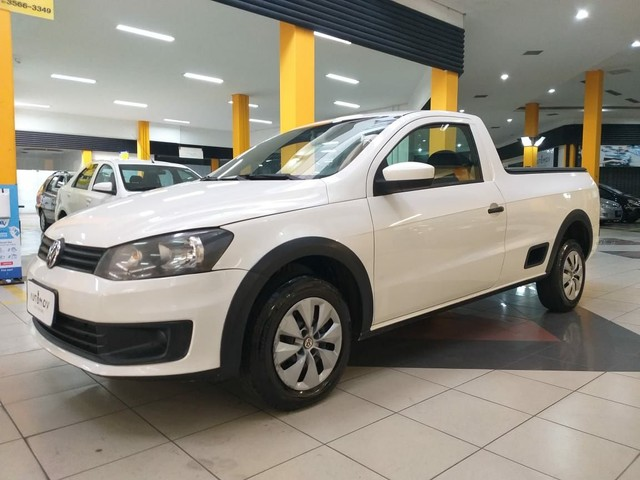 VW Saveiro 1.6 cs - Foto 4