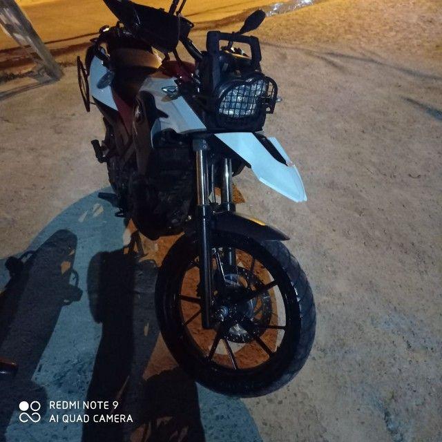 Vendo moto Bmw G 650gs - Foto 6