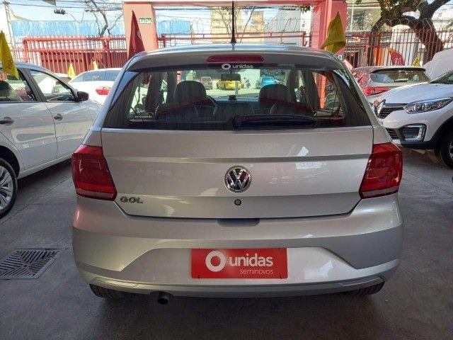 Vw - Volkswagen Gol 1.6 2019 apenas 11 mil km - Foto 6