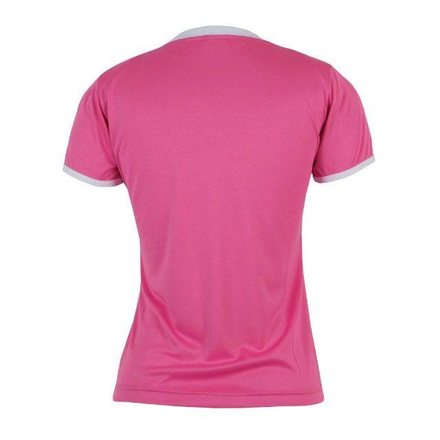 Camisa Internacional Rosa Baby Look Feminina Oficial Inter do P ao EGG Nova - Foto 2
