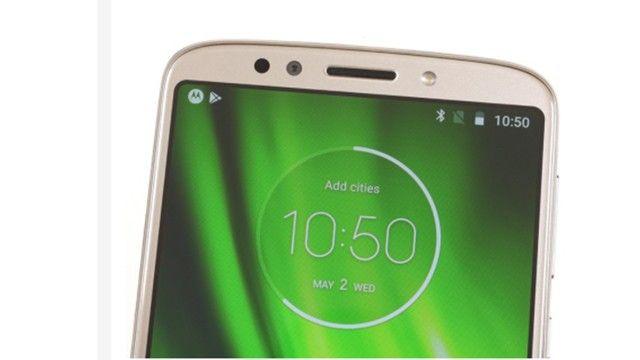 Smartphone Celular Motorola Moto G6 Play Original Com Tela De 5,9 - Foto 5