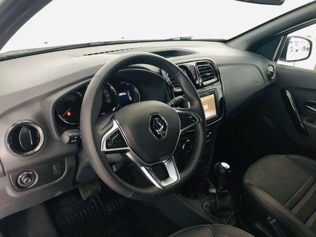 Renault / Logan 1.6 Intense Automático - 2020 - Foto 9