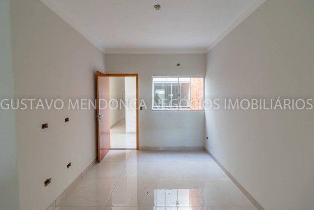 Belíssima casa térrea nova no bairro Rita Vieira 1-  Com duas suites - Foto 14