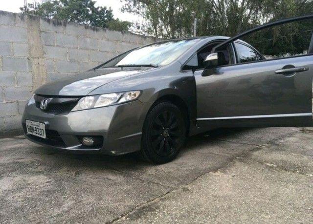 Honda civic sedan.  LXL 1.8 - Foto 6
