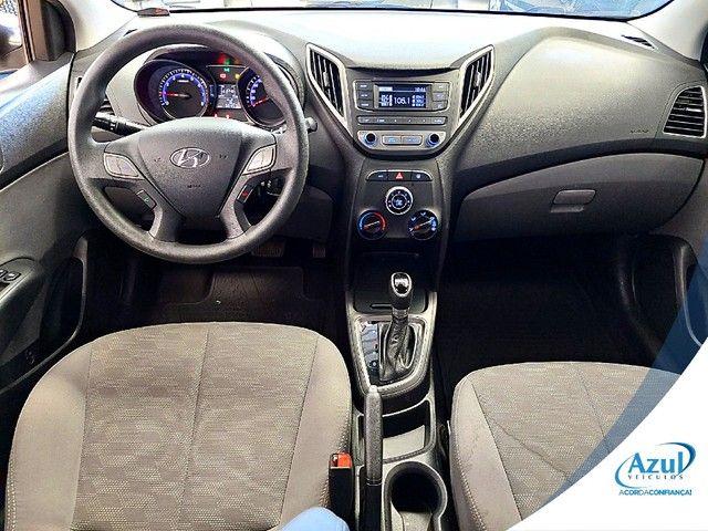 Hyundai Hb20s 1.6 COMFORT PLUS 16V FLEX 4P AUTOMATICO - Foto 2