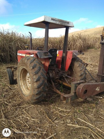 Trator Massey Ferguson 275 - Foto 2