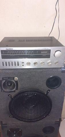 Vendo esse som modulado R$ 600.00 - Foto 2