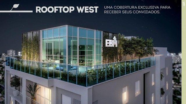 360 Oeste EBM - Apartamento 2 Quartos com Suíte - Setor Oeste Goiânia