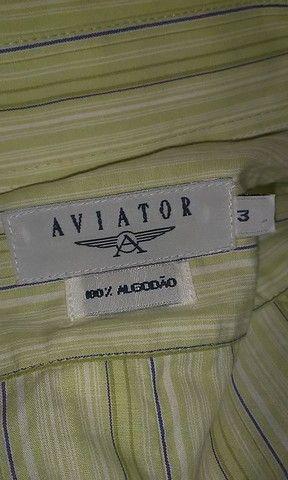 Camisa Aviator - Foto 2