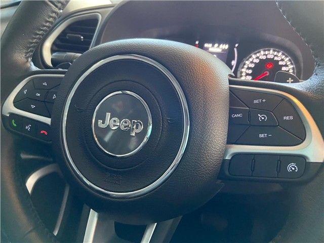 Jeep Renegade 2019 1.8 16v flex longitude 4p automático - Foto 11