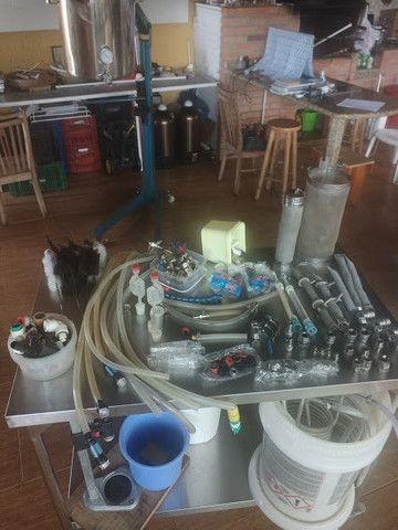 Equipamento de Cerveja Caseira 125L (apenas Pacote) - Foto 5
