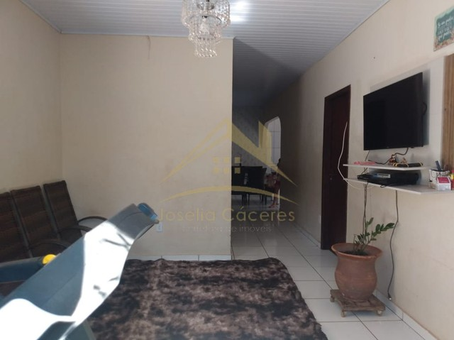Casa com 3 quartos - Bairro Marajoara em Várzea Grande - Foto 8