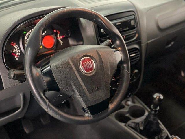 Fiat Strada Hard Working 1.4 (Flex) (Cabine Dupla) - Foto 9