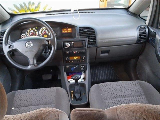 Chevrolet Zafira 2010 2.0 mpfi elegance 8v flex 4p automático - Foto 2